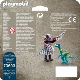 Duo Pack de Velociraptor y Saquedador