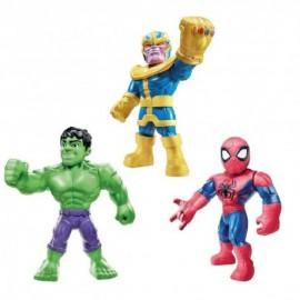 Mega Mighties Heroes Multipack