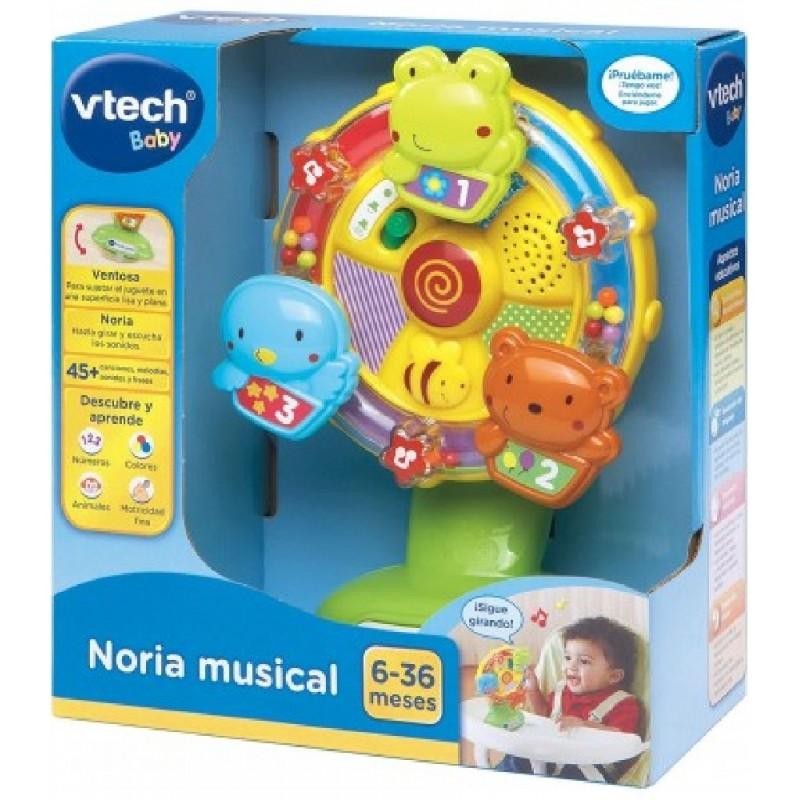 Noria Musical para Bebes de Vthec