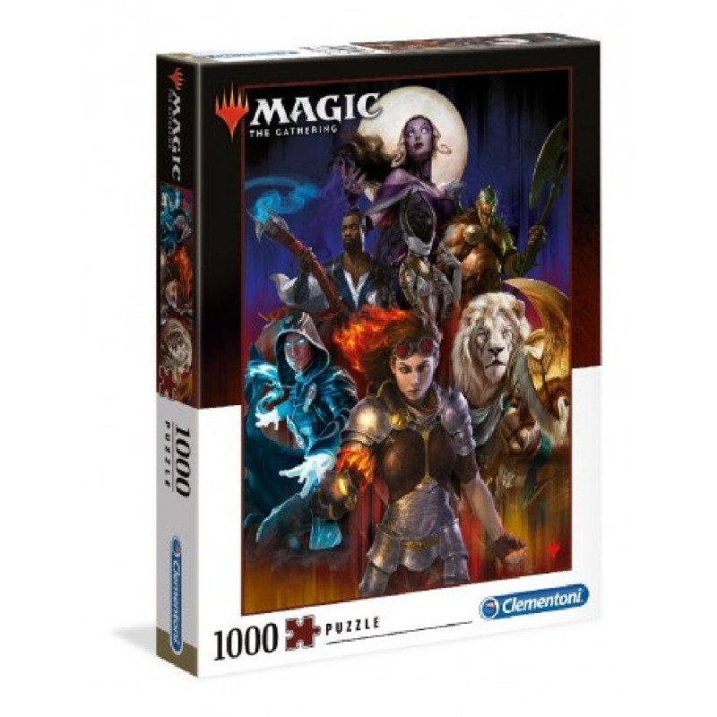 Puzzle 1000 piezas de  Magic The