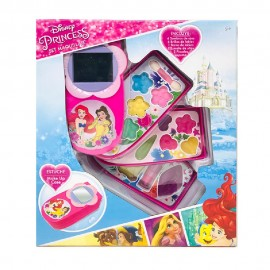 Set de Maquillaje de Princesas Disney