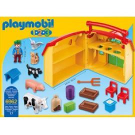 Maletín Grande de Playmobil 1.2.3