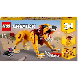 Lego Creator - Leon Salvaje