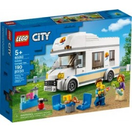 LEGO CITY - AUTOCARAVANA DE VACACIONES