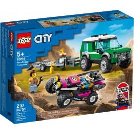 Lego City - Furgoneta de Transporte del Buggy
