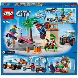 LEGO CITY - PISTA DE SKATE