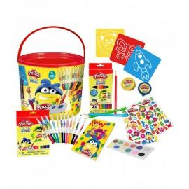 Play-Doh - Set de actividades 46 piezas en Cubo