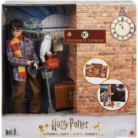 Harry Potter en la Plataforma 9 3/4