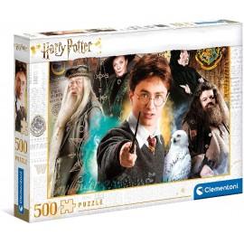 Harry Potter. Puzzle de 500 Piezas