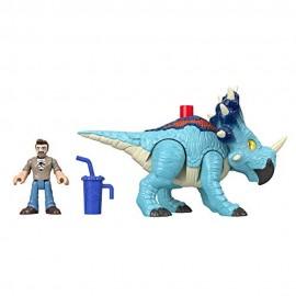 Imaginext Jurassic World, Indoraptor & Maisie