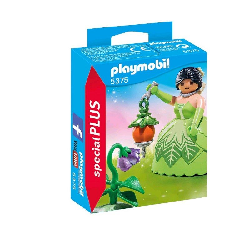 Princesa del Bosque de Playmobil