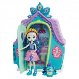 Muñeca Enchantimals, Casa Personajes Peacock