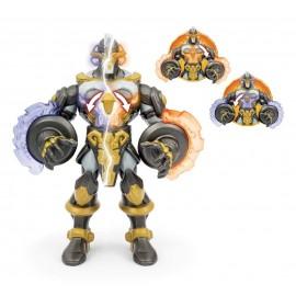 Gormiti 3, Figura Titan con Luces y Sonidos.