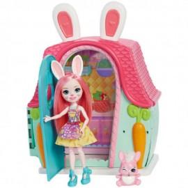 Muñeca Enchantimals, Casa Personaje Bree Bunny