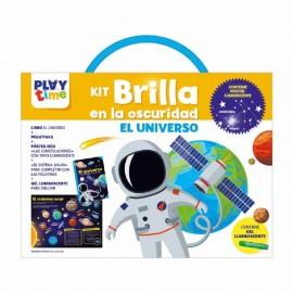 """Playtime - Kit Brilla en la Oscuridad """"Universo"""""""