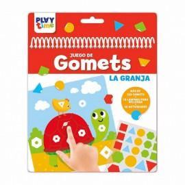 Playtime, Juego de Gomets, La Granja