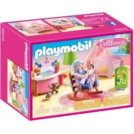 Habitación del Bebe de Playmobil