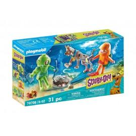 Scooby Doo, Aventuras con Ghost de Playmobil