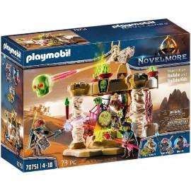 Templo del Ejercito de Esqueletos de Playmobil
