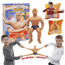 STRETCH ARMSTRONG - MR. MUSCULO