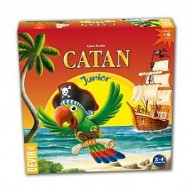 Juego Catán Junior Trilingue