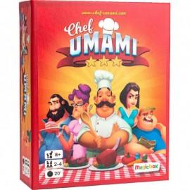 Juego Chef Umami