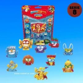 Superthings Kazoom Kid, Blister 10 Figuras