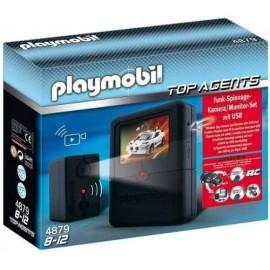Set Camara Espionaje de Playmobil