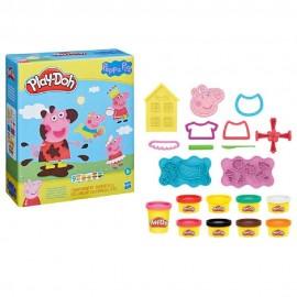 Play-Doh, Peppa Pig Crea y Diseña