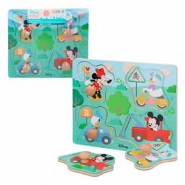 Disney Puzzle de Madera...