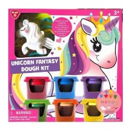 Pack Plastilina Unicornio