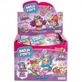 Mojipops I, Sobres