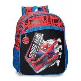 """Spiderman """"Great Power"""", Mochila de 33 Cms."""