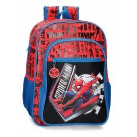 """Spiderman """"Great Power"""", Mochila de 40 Cms."""