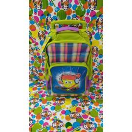 Mochila infantil carro de Bob Esponja de 40 cms