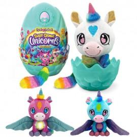 Baby Gemmy, Unicornio, Huevo Mágico de 26 Cms.