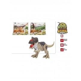 Dinosaurio con Luz y Sonidos