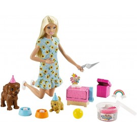 Barbie, Fiesta de Perritos