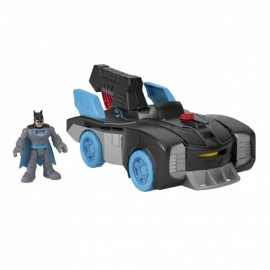 Imaginext, Batmobil Transformable con Batman