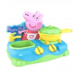 Peppa Pig, Set Cocina de...