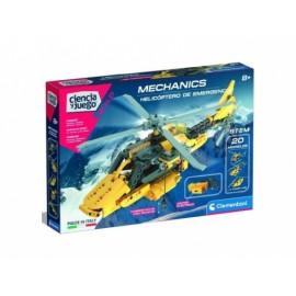 Helicoptero de Rescate, Construccion