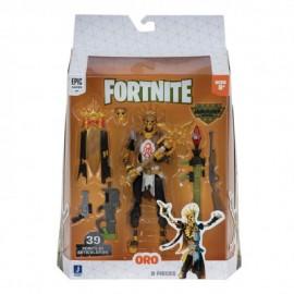 Fornite - Figura Oro Legendary