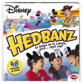 Juego Hedbanz Disney