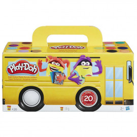 Play-Doh, Pack Supercolor 20 botes
