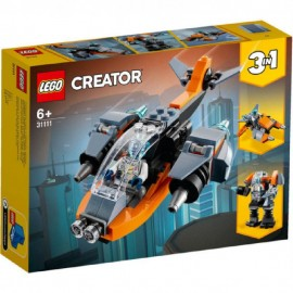 Lego Creator, Ciberdron