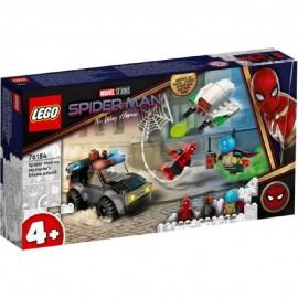 Lego Spiderman, Vs Ataque del Drón de Mysterio