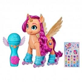 My Little Pony, Sunny, Canta y Patina