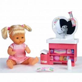 Muñeco Nenuco, ¿Nos Lavamos...
