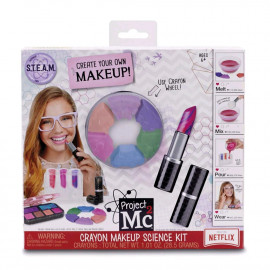PROJECT MC2 KIT DE MAQUILLAJE CIENTIFICO