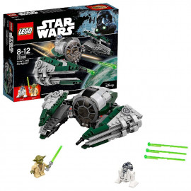 LEGO STAR WARS JEDI STARFIGHTER DE YODA